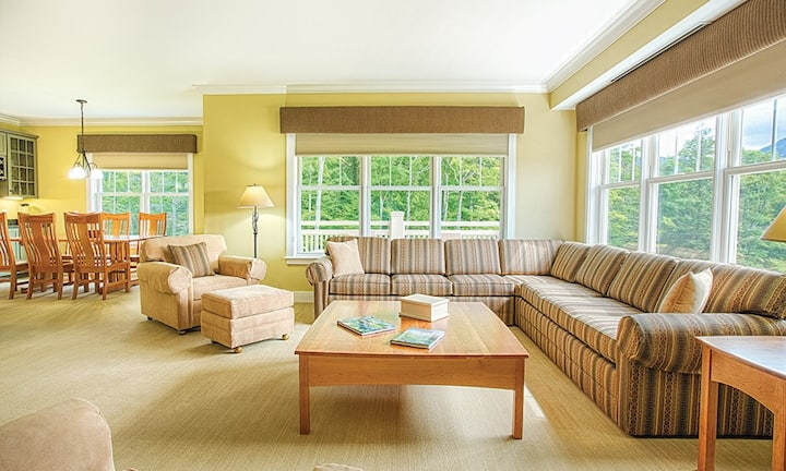 Cozy Club Wyndham Smugglers Notch, 4 Bedroom