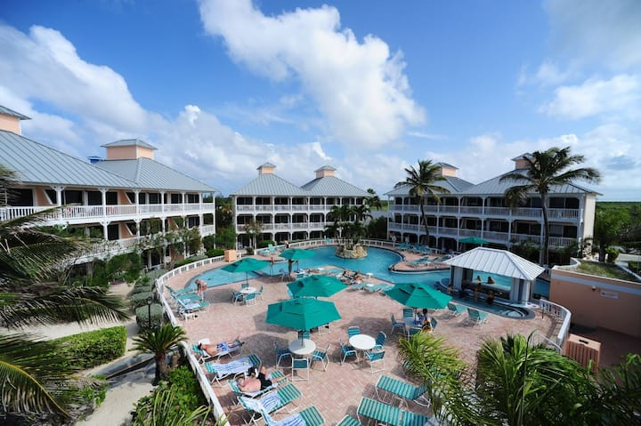 Morritt's Tortuga Club: 1-BR, Sleeps 4, Kitchen