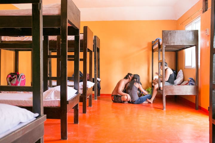 Affordable Dormitory stay in Malapascua