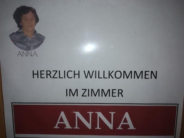 ANNA meine Lieblingsoma