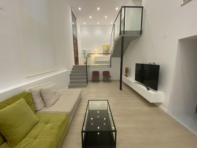 Casa Moderna. Centro de Murcia