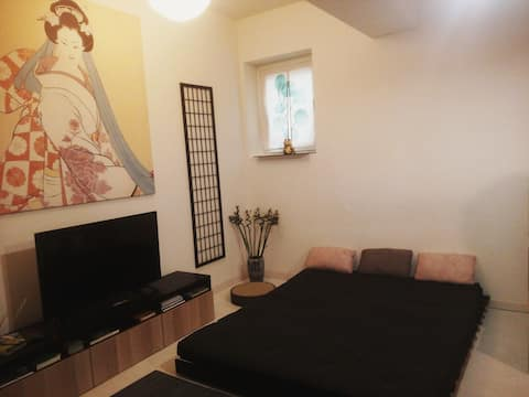 ZEN APARTMENT IN THE CENTRE OF LECCO - COMO'S LAKE