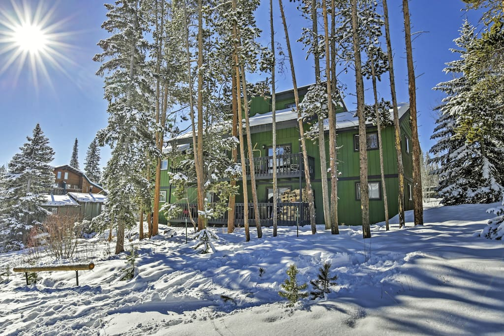 Located minutes from the slopes, this home offers endless adventure.