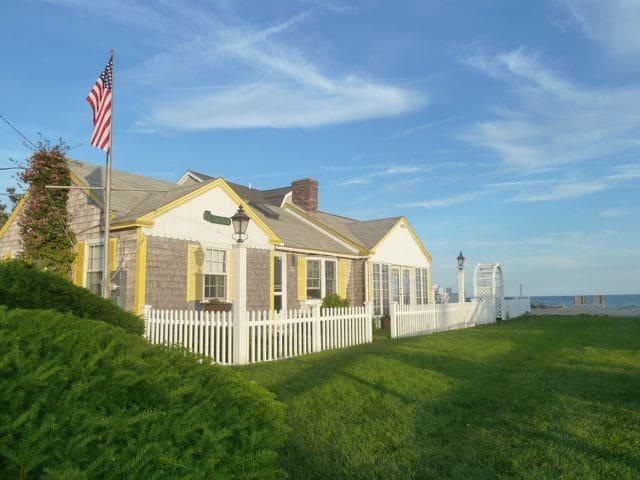 'Tis Ours, Oceanfront Cape Cottage - Dennis - Haus
