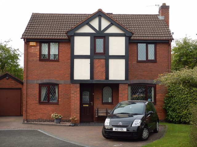 3 kedleston green - Stockport - House