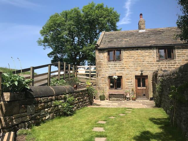 High House Cottage on Addingham Moorside