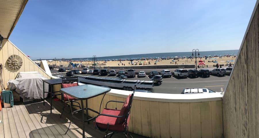 Belmar Beachfront - North End