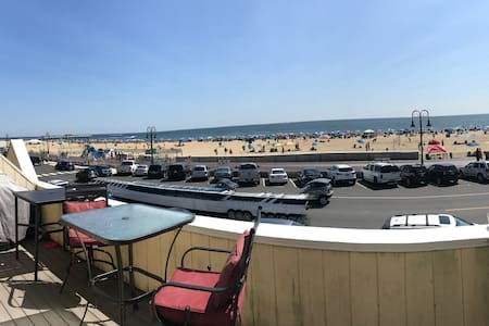 Belmar Beachfront - North End