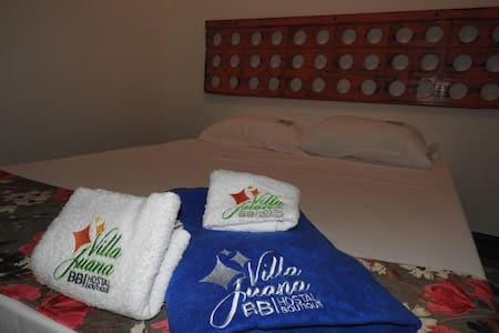 DOUBLE PRIVATE ROOMS WITH WC IN A BOUTIQUE HOTEL - Pereira - Bed & Breakfast