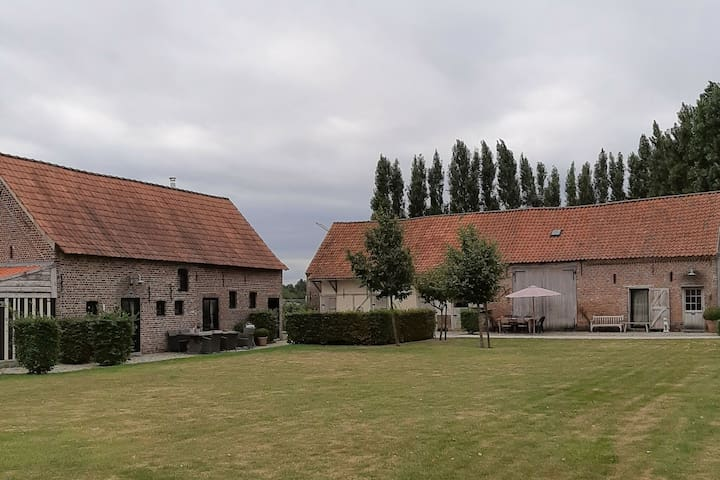 Modern Farmhouse in Pittem with Private Garden