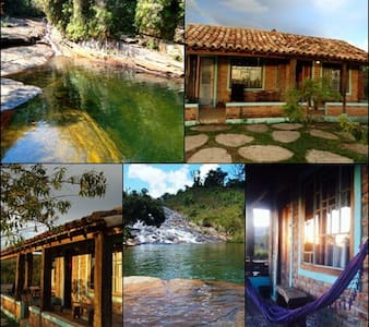 Chalé Cachoeira do Pulo