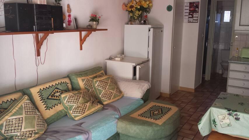 Maison de vacances située à 200 m de la plage - Fleury - Casa