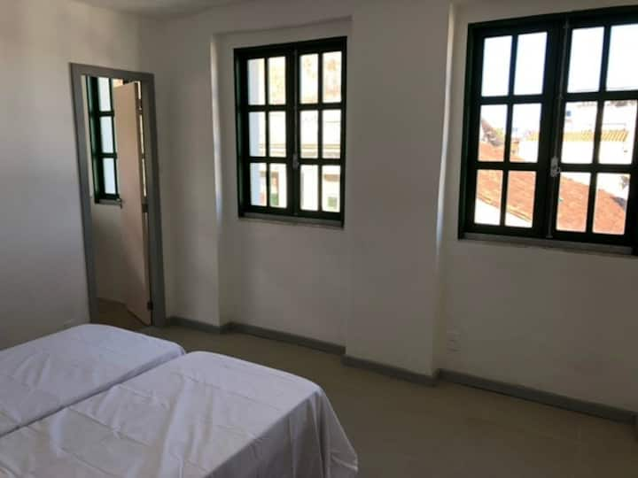 Beautiful room with old town view 7