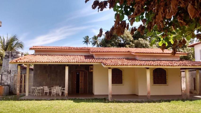 Casa para temporada – Praia Conceição – Vera Cruz - Condomínio Irmãos Unidos - Casa