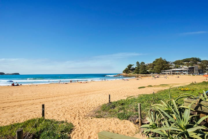 AVOCA BEACHFRONT - South Strand 1 - Avoca Beach - Apartamento