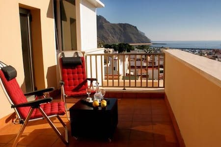 La Gaviota, Moderna y acogedora casa en Tenerife
