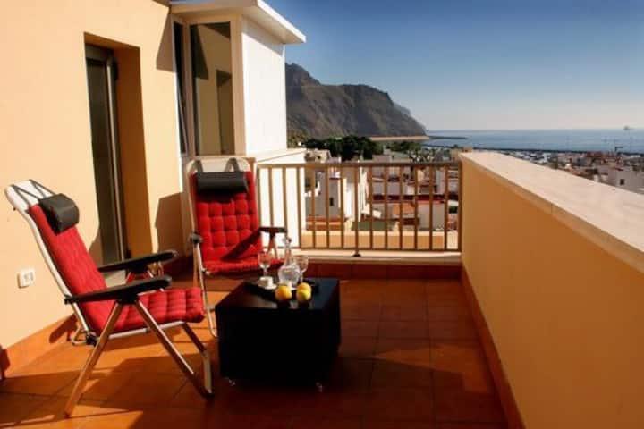 La Gaviota, Modern and cozy apartment in Tenerife