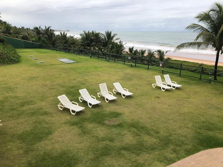 Flat, two suites in Guarajuba-Bahia
