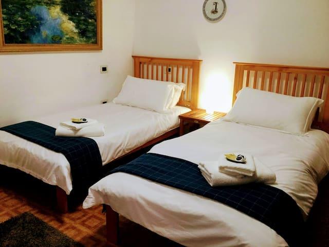 Twin-bedded Room - 2nd Floor