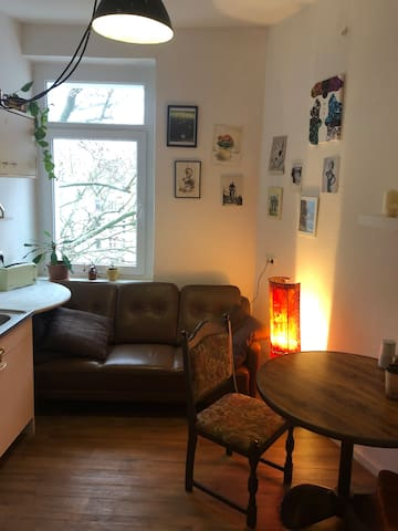 Berliner Altbau Prenzlauer Berg cozy&relaxing 8-)