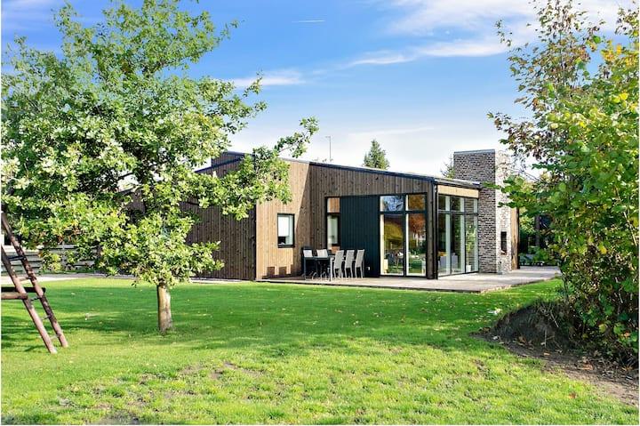 Nybygget sommerhus fra 2017 i Marielyst på Falster