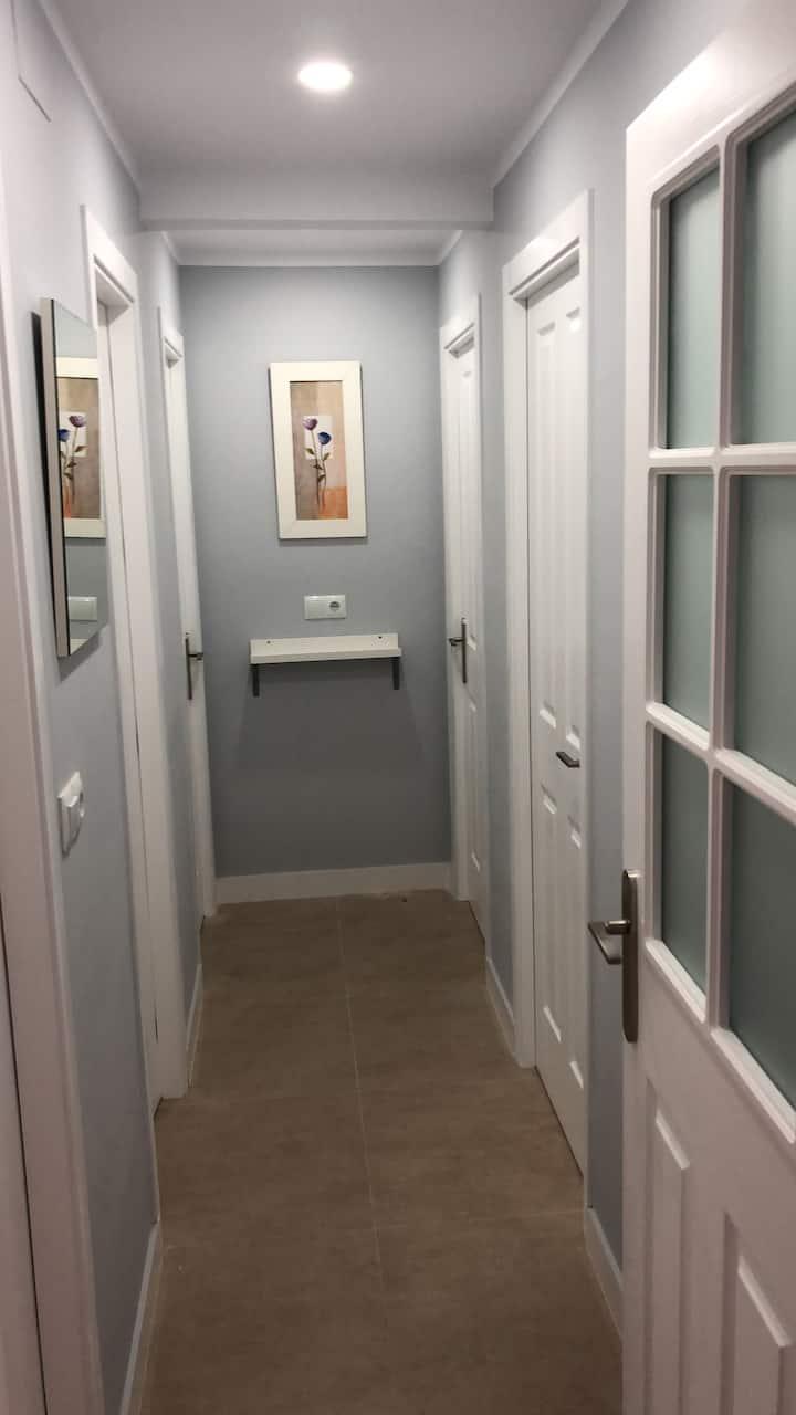 Precioso apartamento económico y limpio