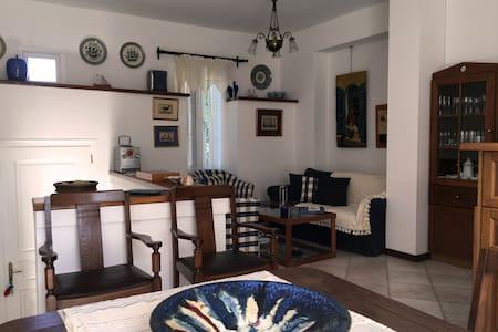 Sunny Village House in Pythagorio, Samos