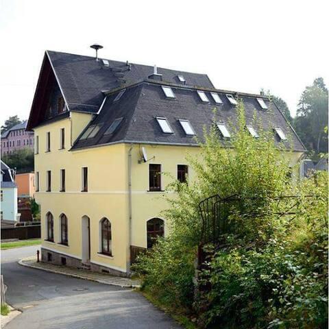 """Gästehaus """"Am Adlerfelsen"""" - Eibenstock - Gästehaus"""