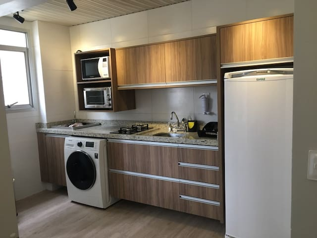 Apartamento no centro de Florianópolis - Florianópolis - Apartment