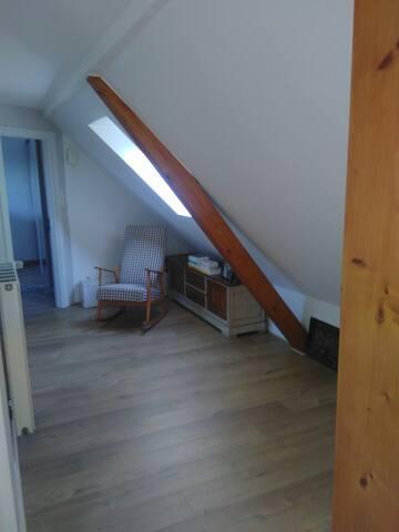 Jolie chambre moderne lumineuse 10 min Strasbourg - Schiltigheim