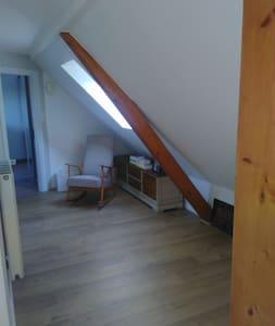 Jolie chambre moderne lumineuse 10 min Strasbourg - Schiltigheim - Rumah