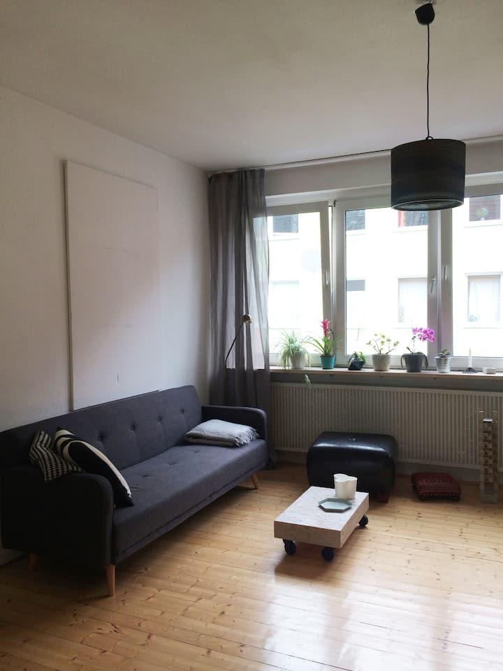 light&open living space