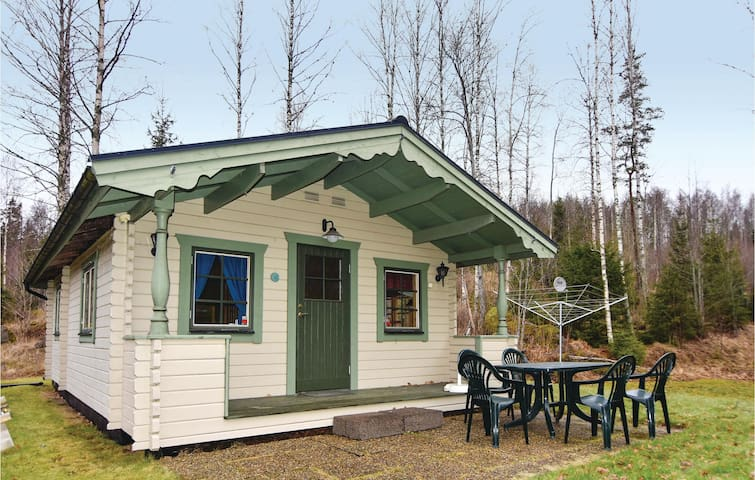 Holiday cottage with 2 bedrooms on 45 m² in Storfors