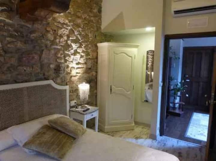 Habitación Doble en Caserío Urkulu