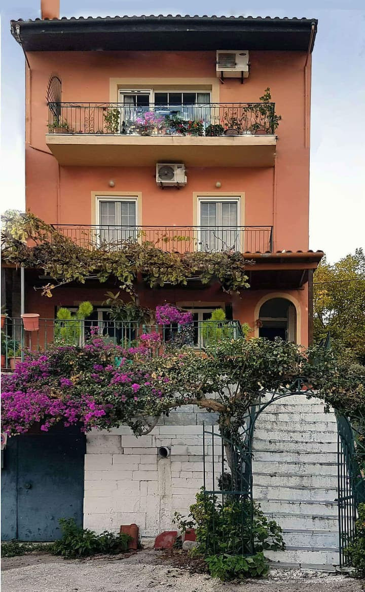 Corfu Pelekas Apartment