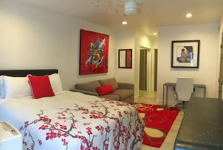 Studio/Room 1 in Las Olas - Fort Lauderdale - Wohnung
