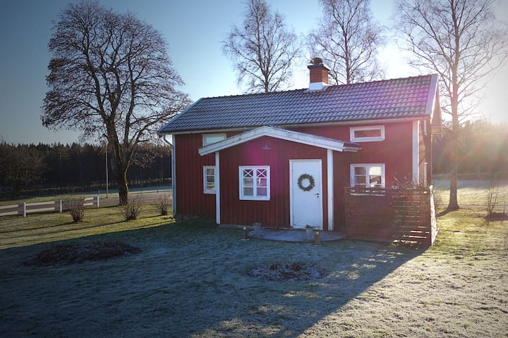 Idyllic Country House close to Ulricehamn - Hökerum