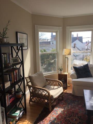 Sunny, Spacious East End Room - Portland - Apartamento