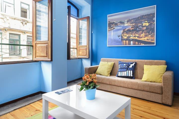 Oporto Blue Galerias - Port - Lägenhet