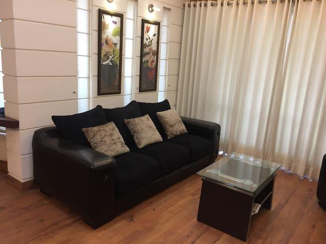 3+1 Comfortable sofa set