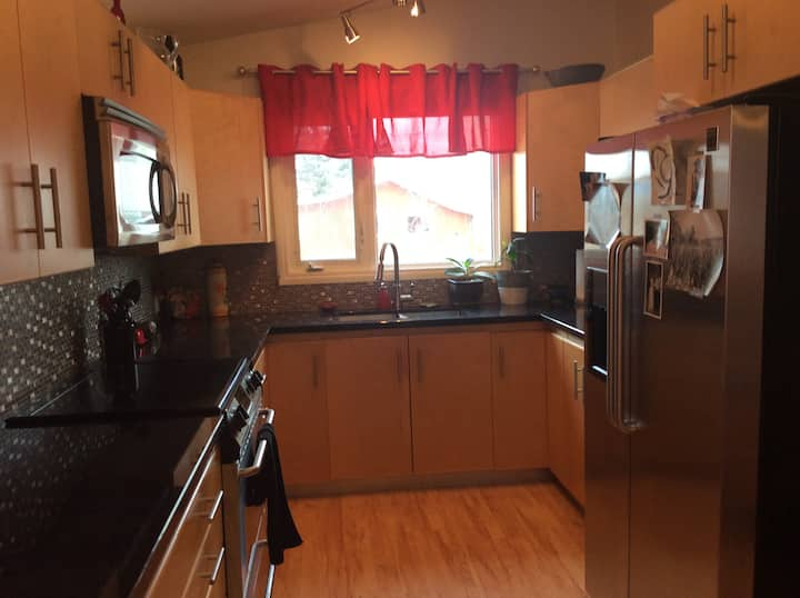 Cozy 2 bedroom in the Heart of Whitehorse