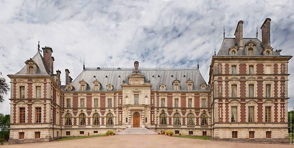 Château de Villersexel - Chambre Double standard - Villersexel - Hrad
