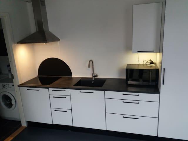 Lejlighed med top beliggenhed i (Esbjergs centrum)