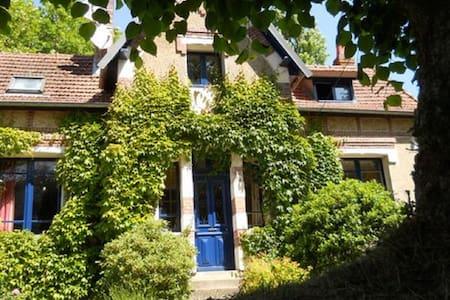 La Maison des Chasseurs, Dancourt, Haute-Normandie - Blangy-sur-Bresle - Srub