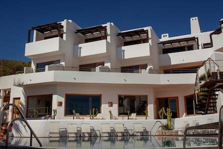 Habitación Doble, Hotel El Tio Kiko - Agua Amarga
