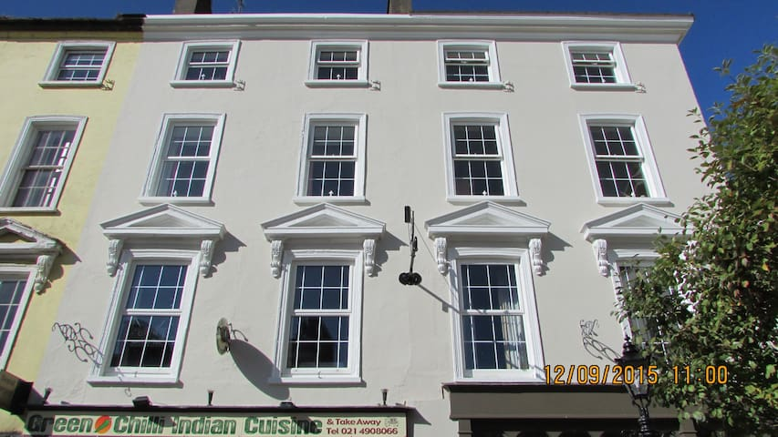 Room 7, Casement square, Cobh