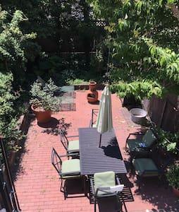 Cozy garden apartment - Brooklyn - Apartment