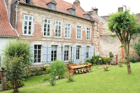Grande maison de charme 5 chambres - Montreuil