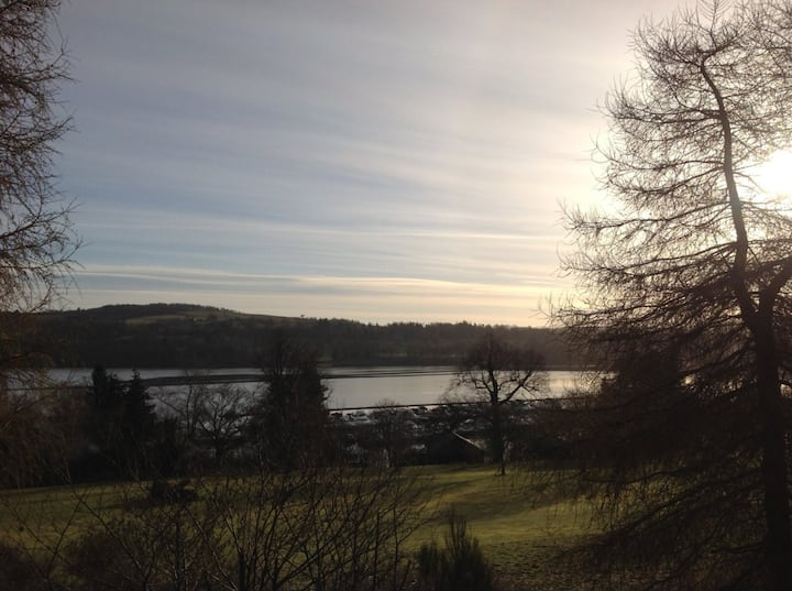 Cameron House Loch Lomond Resort 5*Lodge Loch View