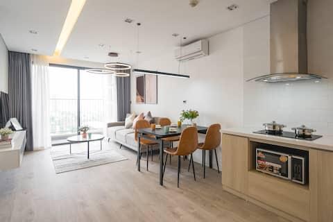 2 BR. LECOS D'Capitale Luxury Apartment.1607